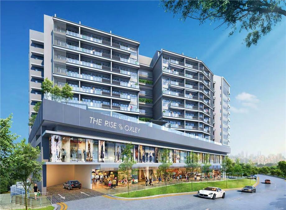 Buy Condo in Singapore real estate luxury