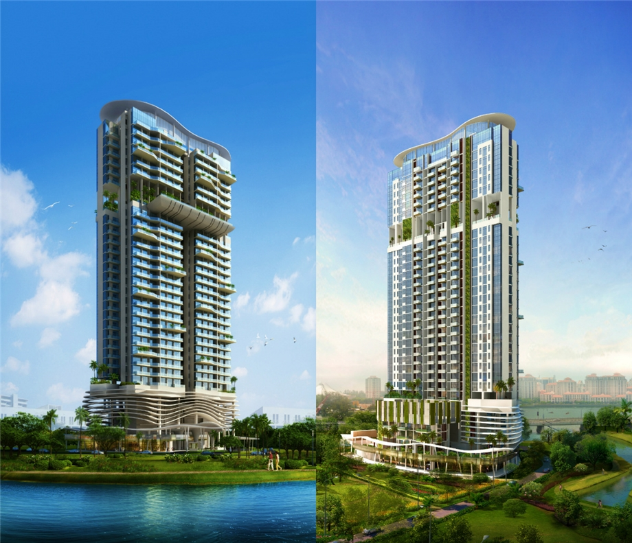 New Property Launch Singapore houses condos for sale