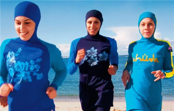 Burkinis and Bikinis (La) Mer Musings