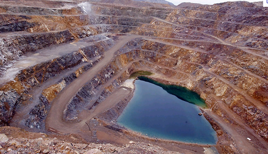 Khai thác khoáng sản phải bảo vệ môi trường