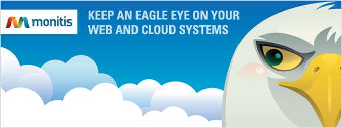 keep an eagle on your web and cloud systems