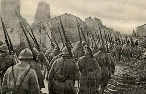 Lính Pháp trong Chiến tranh Thế chiến I