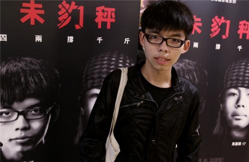 Joshua Wong, đang làm rung chuyển Hong Kong