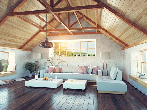 Finish Your Attic to Add Value for Palos Verdes Homes