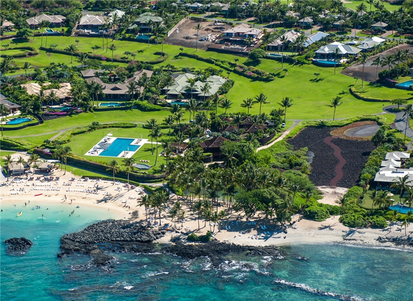 hawaii resort luxury homes