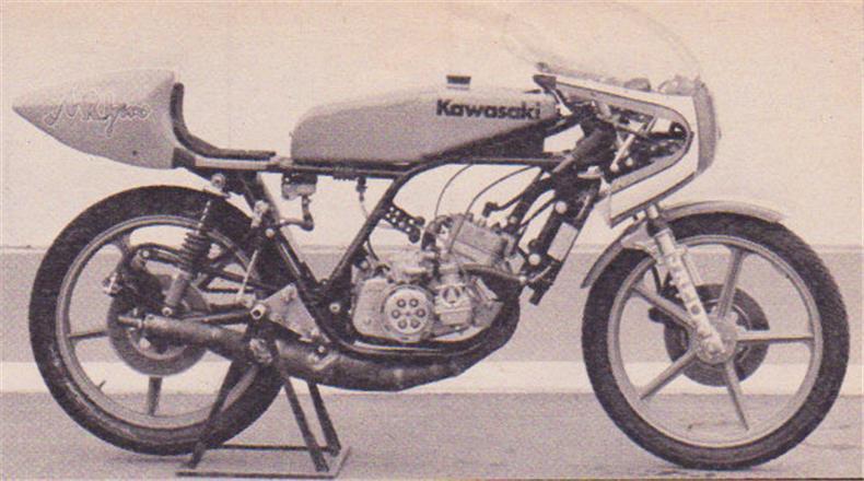 Kawasaki Revhead Lives Again
